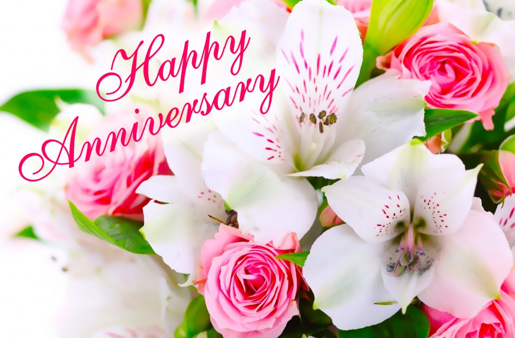 happy anniversary best wishes