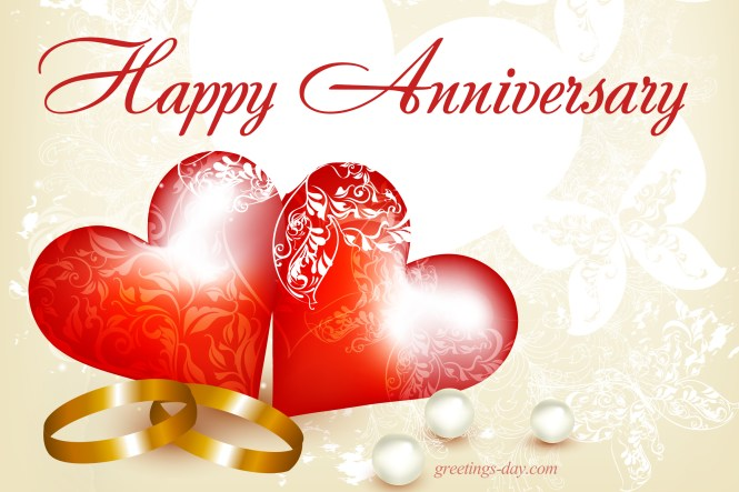Wedding Anniversary Greeting Cards For Wife - Wedding Invitation