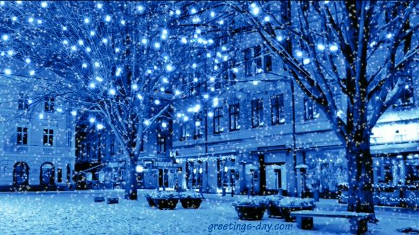 Cartoon Fall Wallpaper High Def Beautiful Pictures And Animated Gifs Christmas Lights
