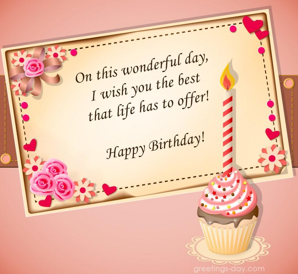 Happy Birthday Pics For Girls