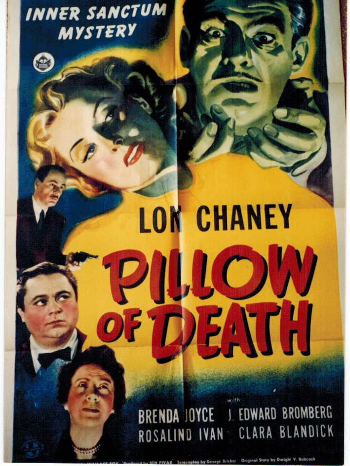 Pillow Of Death [1945] watchmovies