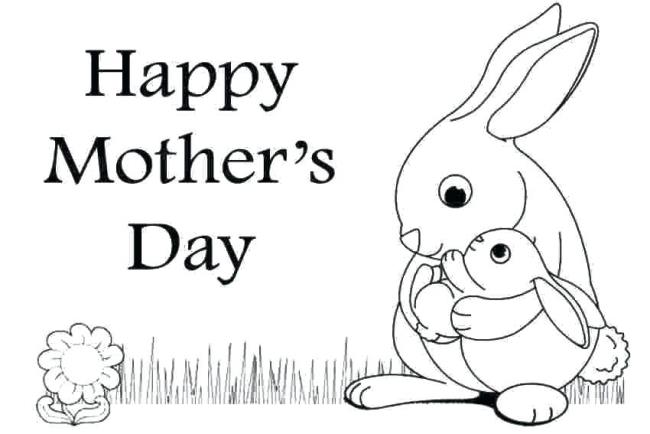 Free Happy Mother's Day Coloring Pages 2021 Sheets Images