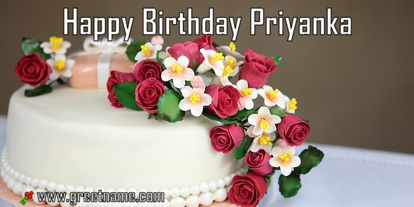 Happy Birthday Priyanka Didi Cake Images All About Chevrolet