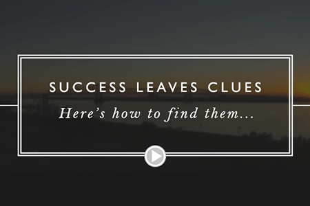 success-leaves-clues-internet-marketing