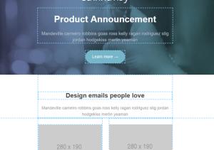 Eloqua Email Templates