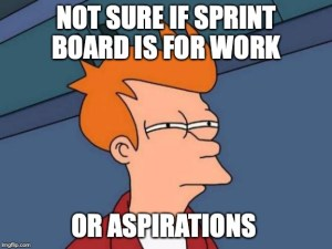 Eloqua Devops Sprint Board