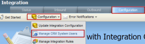 Eloqua Salesforce Integration Custom Web Links