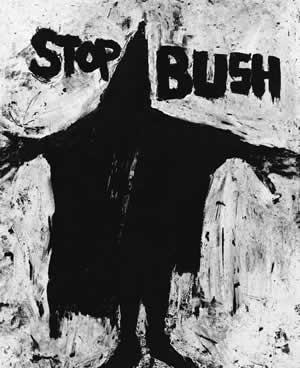 Richard Serra, Stop Bush, on Abu Ghraib
