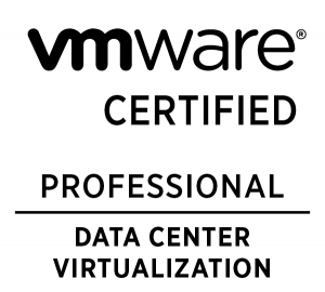 I passed the VMware Certified Professional 5