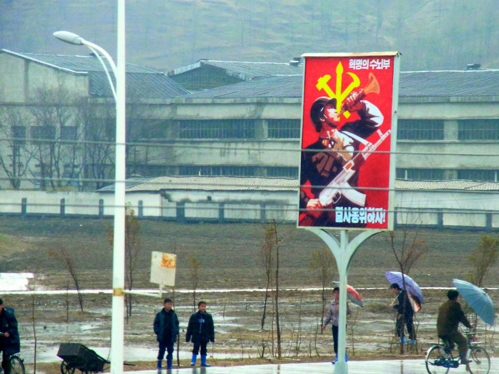 North Korea is a time machine. (5/6)