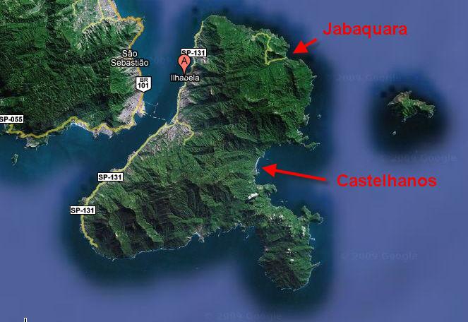 Ilhabela - it's Portuguese for beautiful island... (4/6)