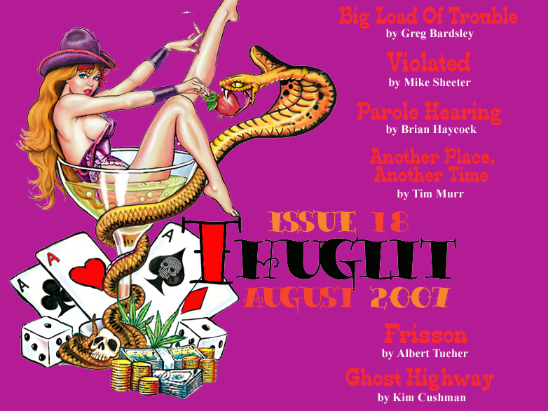Thuglit Table of Contents and Cover Art