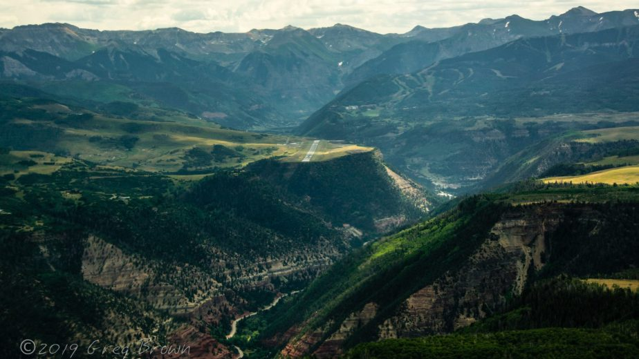 Telluride: Tips for flying into mountain airports