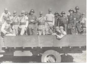 Nationalist Chinese soldiers, 1947