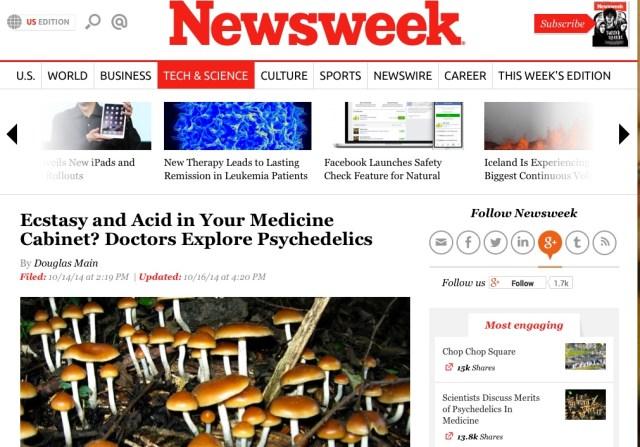 Newsweek copy