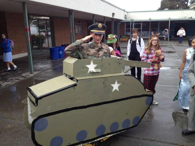 Halloween Tank
