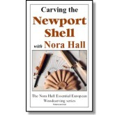 Nora Hall Woodcarving DVD's