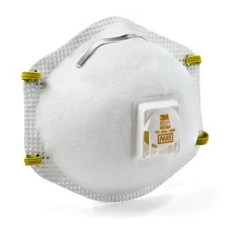 Dust Masks, Air Filters