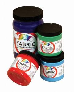 Speedball Fabric Inks