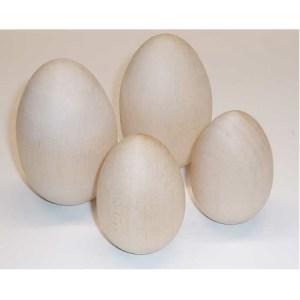 Basswood Eggs
