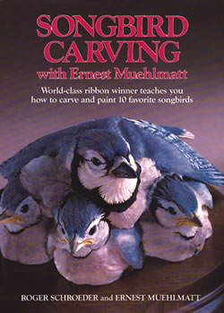 Songbird Carving - Muehlmatt OUT OF STOCK