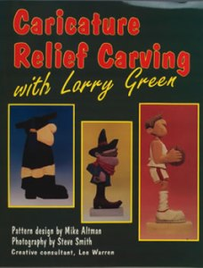 Caricature Relief Carving with Larry Green