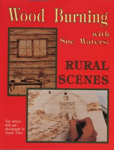 Wood Burning with Sue Waters