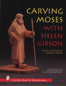 Carving Moses with Helen Gibson