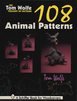 108 Animal Patterns	The Tom Wolfe Treasury of Patterns