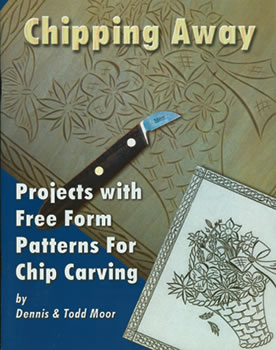 Projects with Free Form Patterns for Chip CarvingOver 45 patterns & borders