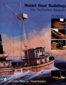 Model Boat Building: Menhaden Steamers