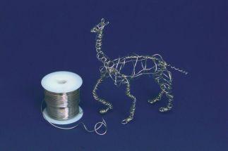14-Gauge Aluminum Sculpture Wire, 350-ft. Spool