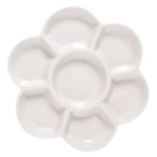 Porcelain Blossom Dish Pallette