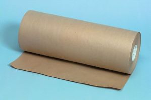 """Brown Kraft Paper Roll 40-lb.  36"""" RollExtra shipping charges apply."""