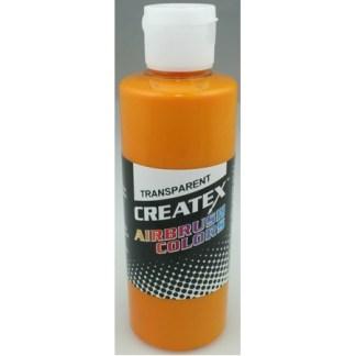 Createx Airbrush Transparent Canary Yellow 4 0z.