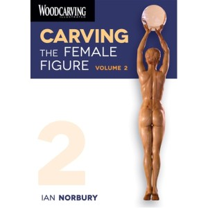 DVD - Ian Norbury Carving the Female Figure: Volume 2