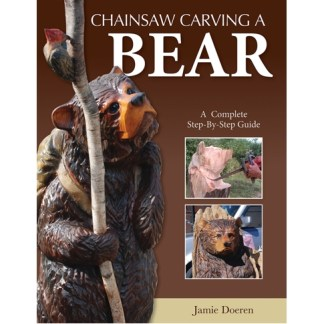 Chainsaw Carving a BearEasy-to-follow instructions