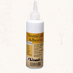 Adhesive, Neutral pH 8 oz.