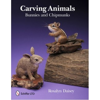 Carving Animals: Bunnies and Chipmunks