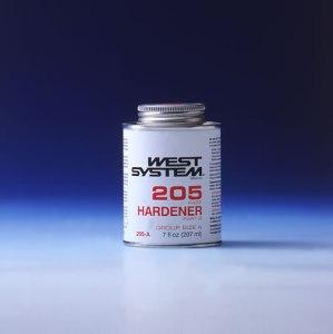 205-A Fast Hardener .44 PT.