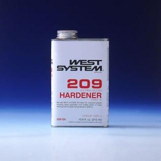 209SA Extra Slow Hardener .66 PT.