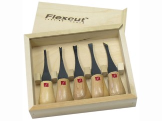 Flexcut FR310 Palm Gouge Set