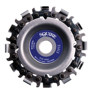 K A Squire 12 Tooth Chain Saw Blade 5/8'