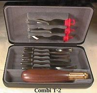 Warren Combi T-2 - Travelers Compact Tool Chest