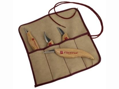 Flexcut KN100 Knife Set