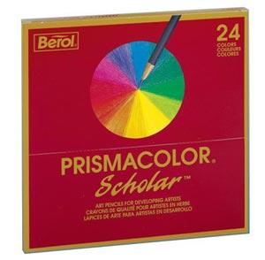 Prismacolor Scholar Art Pencil Set/12
