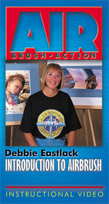 DVD - Introduction to Airbrush