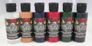 Steve Driscoll Flesh Tone Set 6 colors