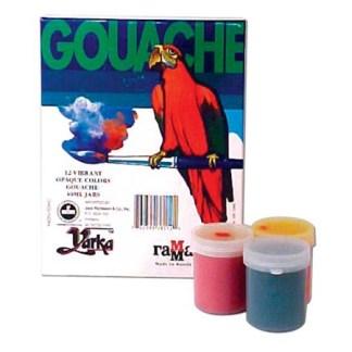 GOUACHE 12 COLOR SET 40ML