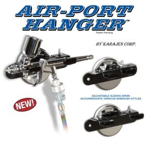 HANGER Air-Port Hanger Magnetic Mounting - KJ 100